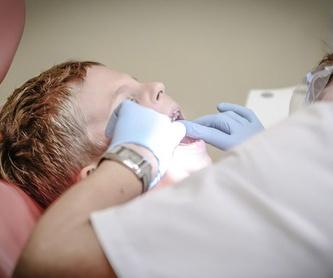 Odontología conservadora: Nuestros tratamientos de Clínica Dental Pradillo