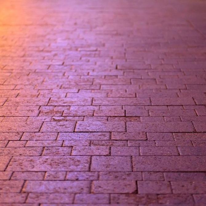 Cómo se obtienen los diferentes colores de los pavimentos