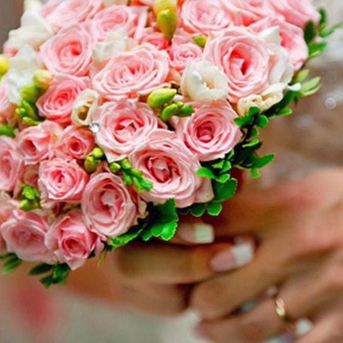 Claves para elegir tu ramo de novia