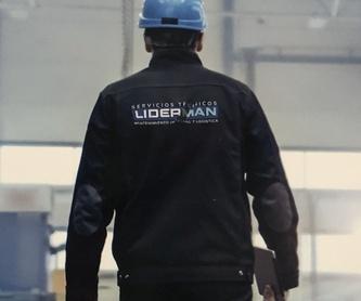 Otros servicios: Servicios de Servicios Técnicos Liderman