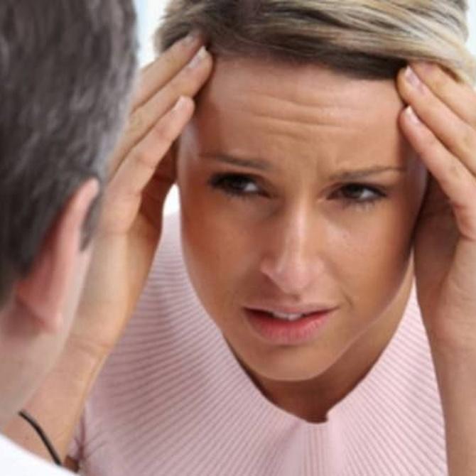 Principales síntomas de la depresión
