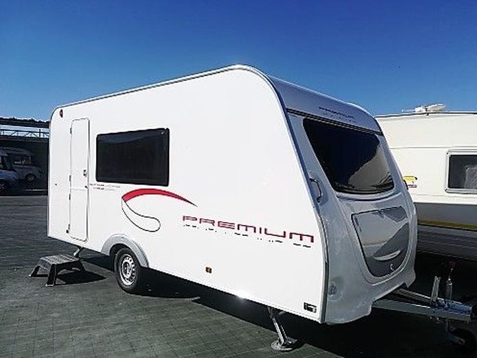 Premium 432 CDL 3 ambientes: Productos y servicios de Caravanas Murcia