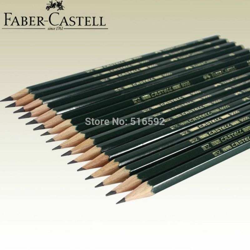 LAPICERO FABER-CASTELL 9000