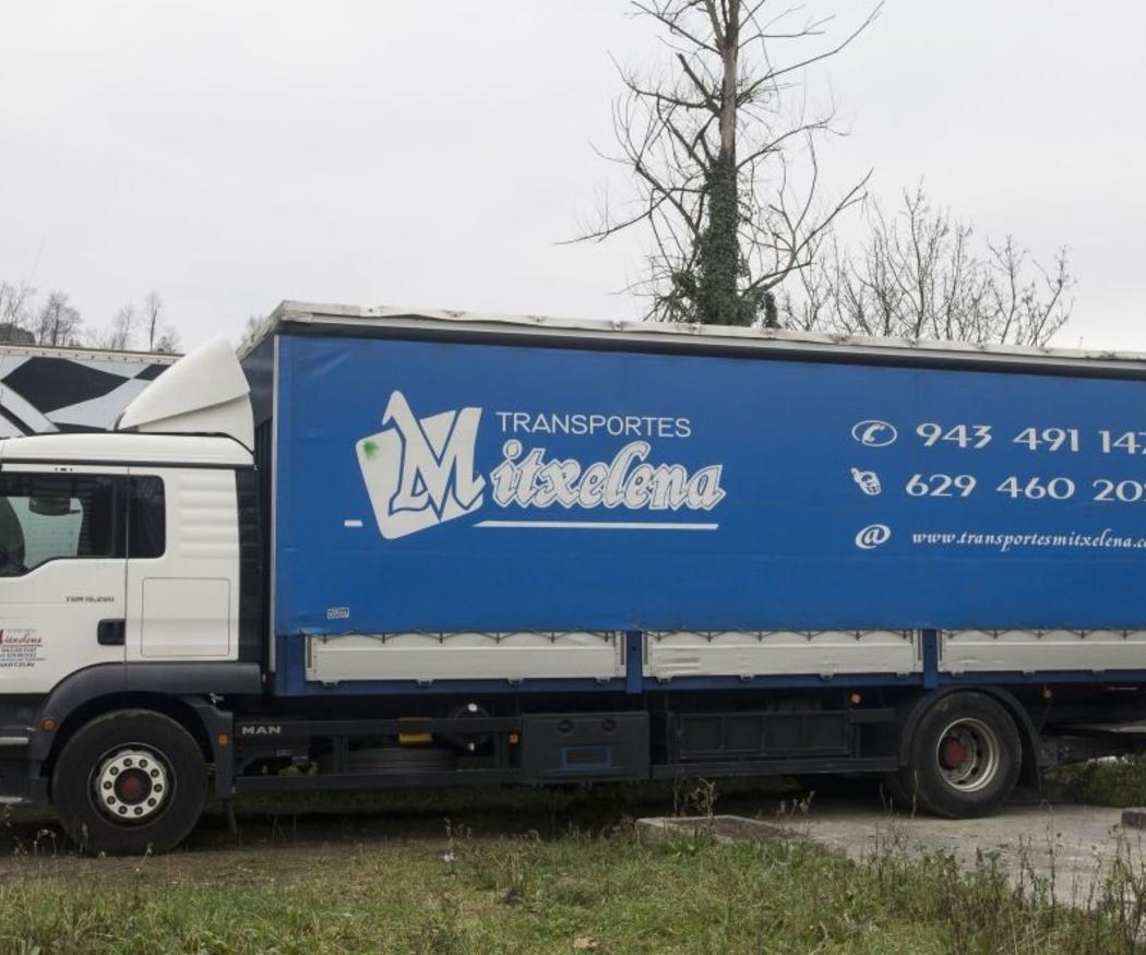 Servicios de transporte por carretera