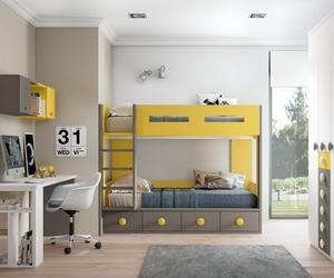 Dormitorios juveniles a precios económicos