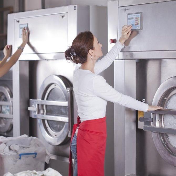 Razones para montar una lavandería