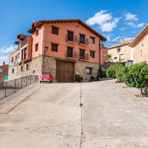 Apartamentos de lujo en Cubla Teruel