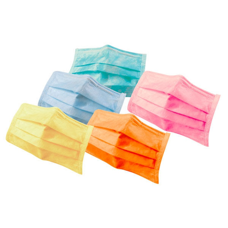 MASCARILLA 3 CAPAS COLORES : Productos de PLUS CLINIC
