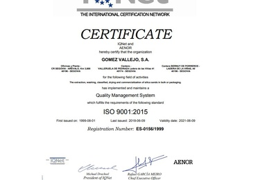 IQNet The International Certification Network