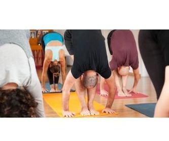 Carta numerológica: Actividades y terapias de Yoga Mandir