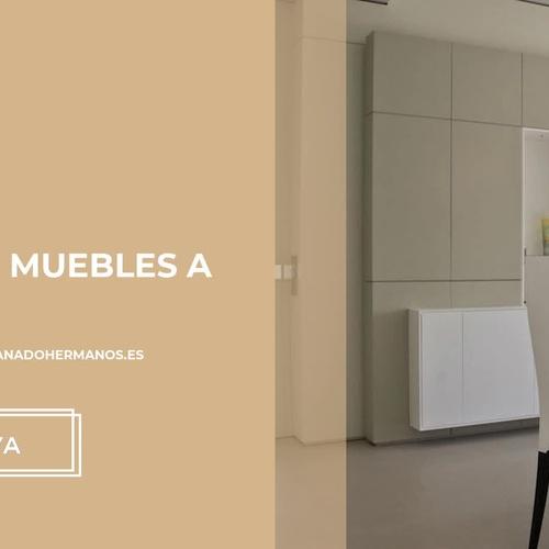 Muebles a medida en Sant Cugat del Vallès: Ebanistería Granado Hermanos