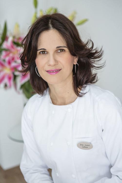 Doctora Juana Lafaja. Alicante