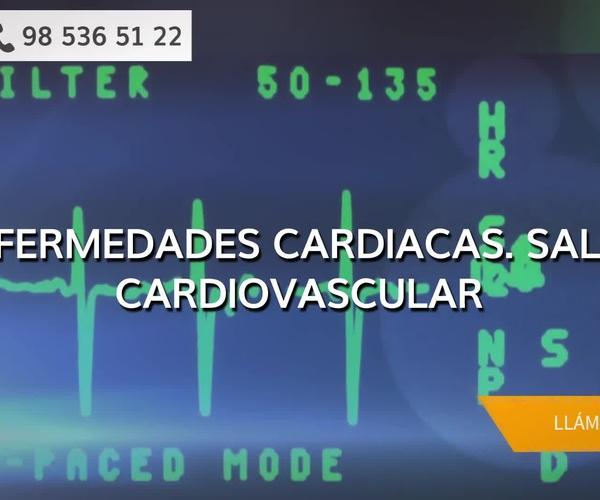 Consulta de cardiología en Avilés | Dra. Rosario Cortina