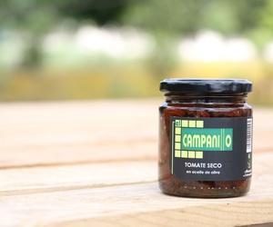 Conservas de tomate seco en aceite de oliva en Cáceres