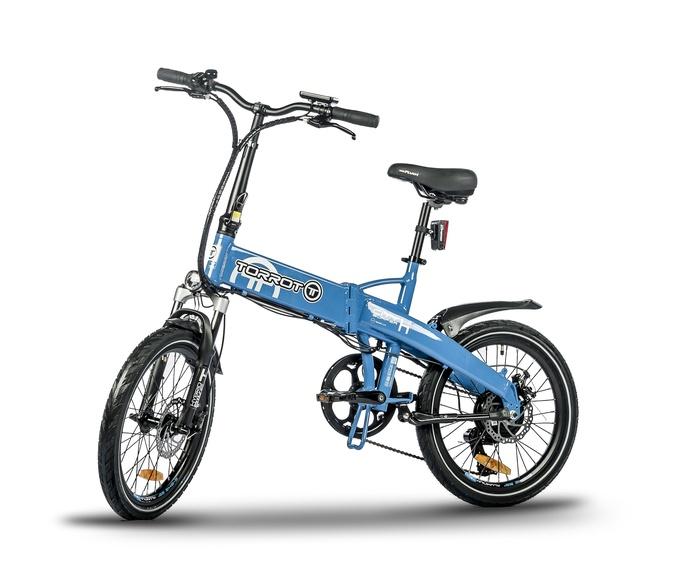 TORROT CITY SURFER PLEGABLE ELECTRICA 950 €: Productos de Bultaco & Bike Doctor