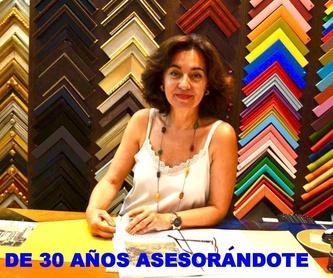 Solución para enmarcar : Servicios   de 4 Ingletes Arturo Soria