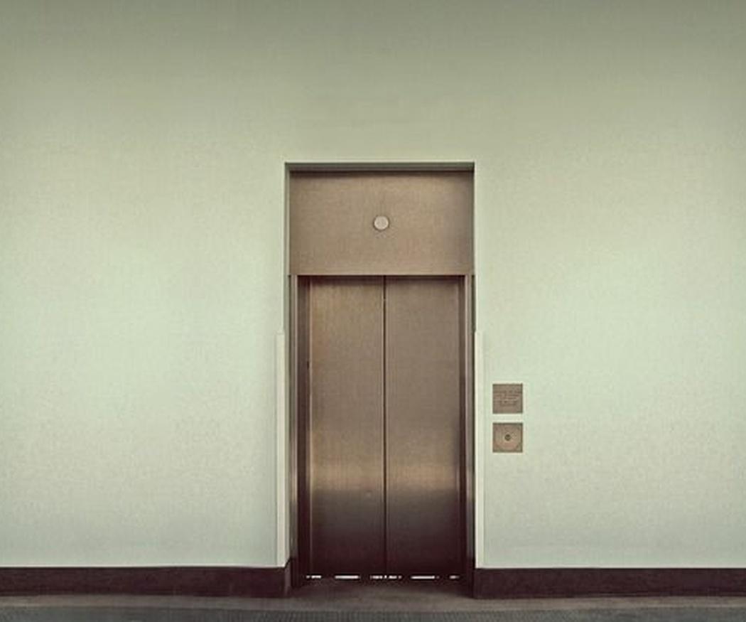 Los ascensores de Miami Platja