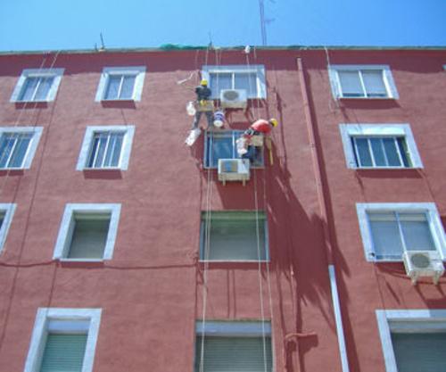 Fotos de Fachadas en Torrejón de Ardoz   Anfer Rehabilitaciones