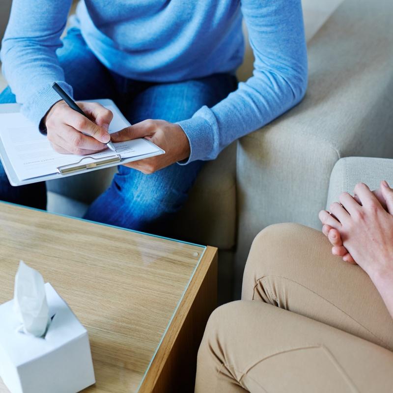 Tratamientos para la depreción: Servicios de Centro de Psicología Amparo Galán Pellicer