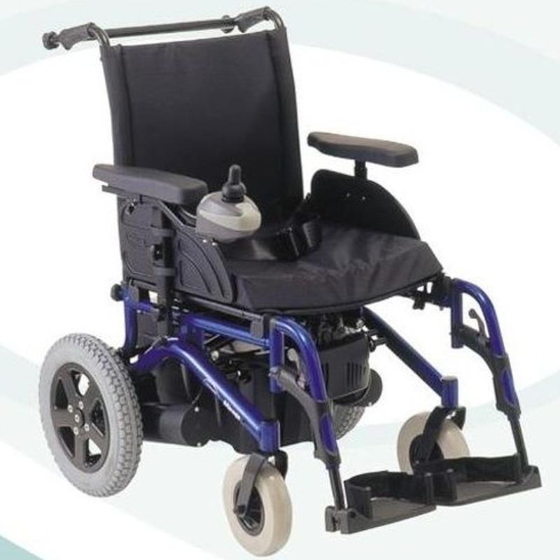 Sillas de ruedas: Productos de Ortopedia Técnica Gran Vía