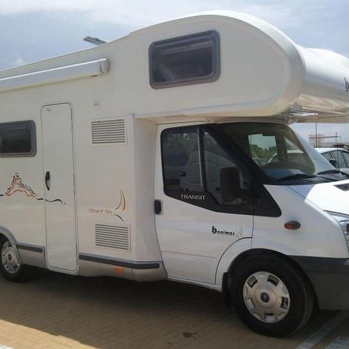 Compraventa de caravanas y autocaravanas en Málaga