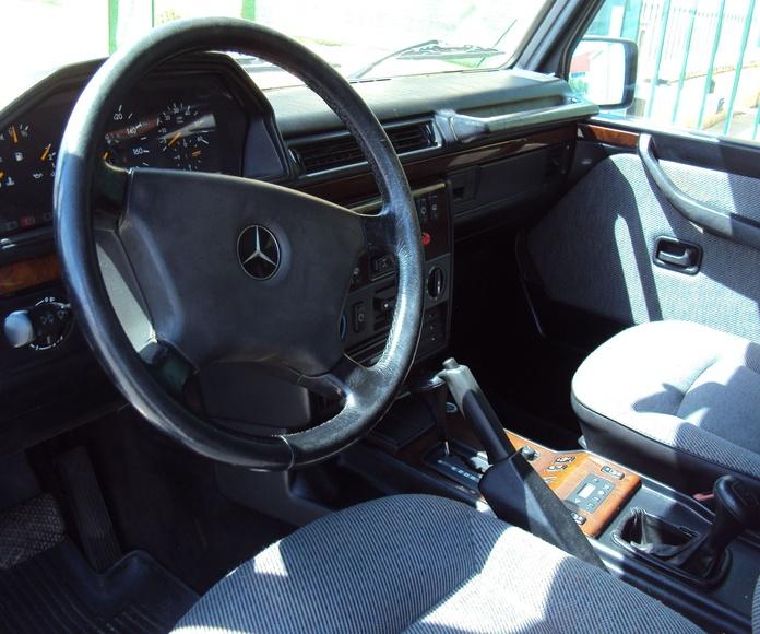 Mercedes Benz 300 GD: Servicios de Talleres Joaquín López, S.L.