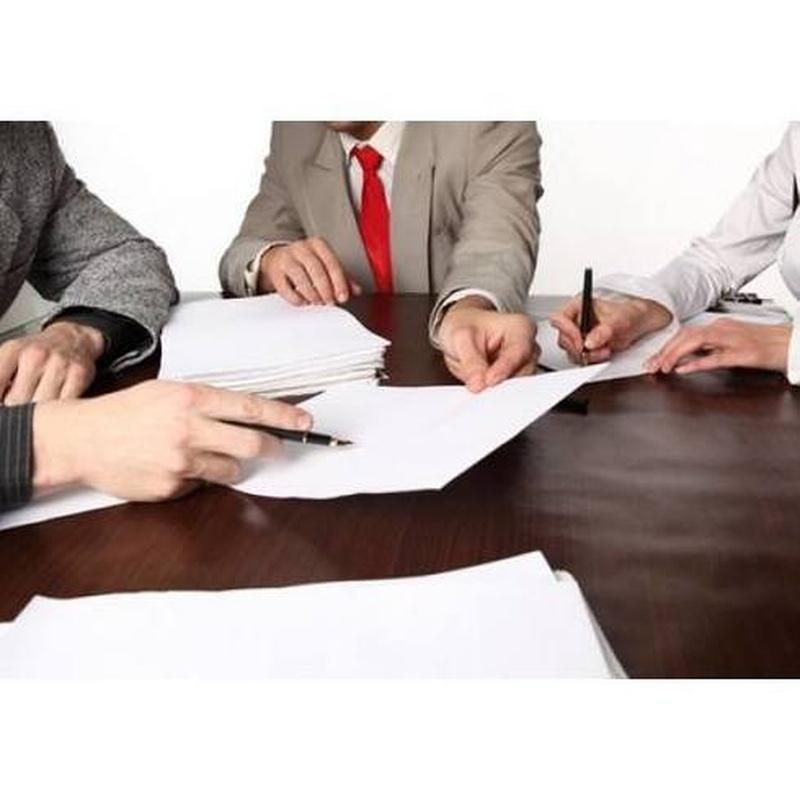 Contabilidad de empresas: Servicios de Administraciones Vasan