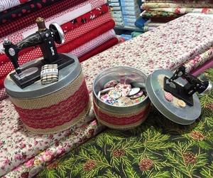 Cajas para guardar botones y agujas en Santa Cruz de Tenerife