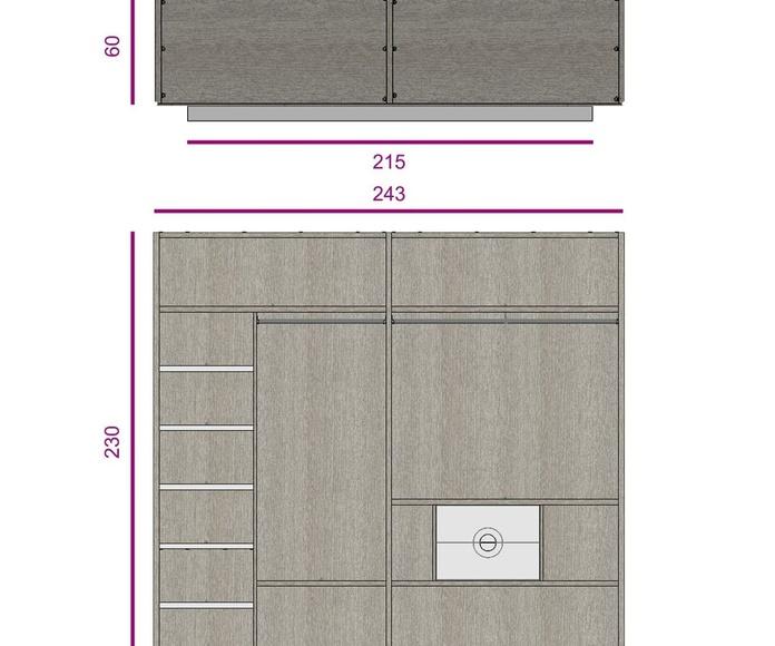 Armario IH139: Productos de Crea Mueble