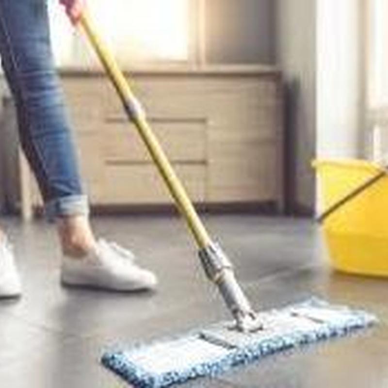 Limpieza apartamentos turísticos