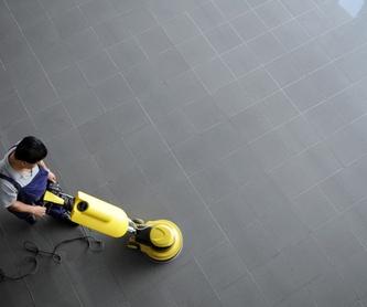 Limpieza de gimnasios: Servicios de Limpiezas MG