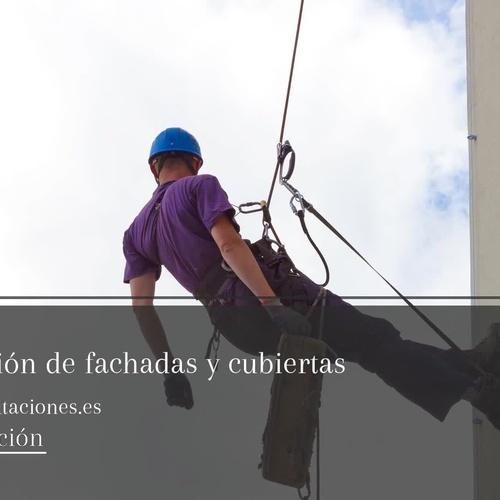 Trabajos verticales en Fuenlabrada | JSM Rehabilitaciones Integrales