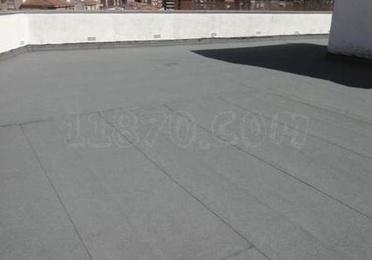Impermeabilización con láminas betún