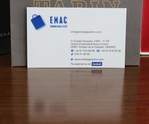EMAC. Embalaje Activo Madrid