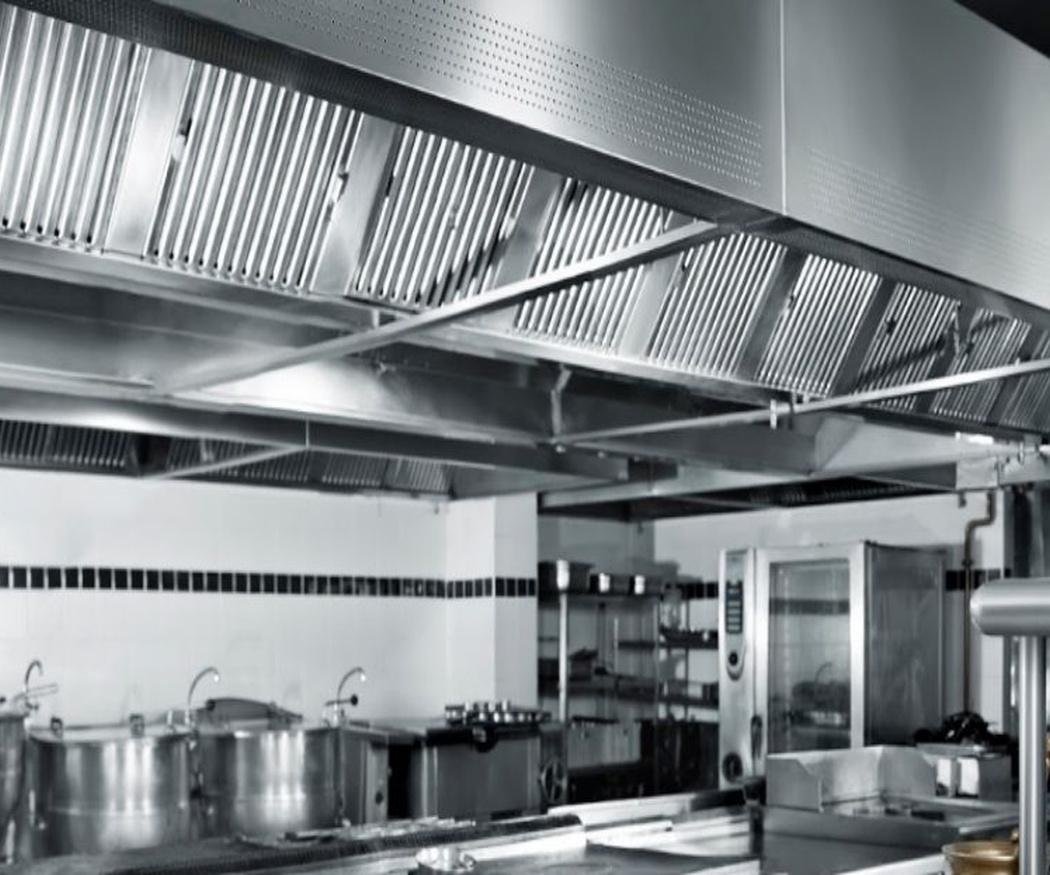 La limpieza de campanas extractoras para restaurantes