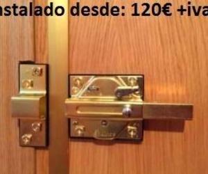 Instalación de Cerrojos FAC - 625.424.338 (Toledo - Murcia - Almeria - Madrid Sur)