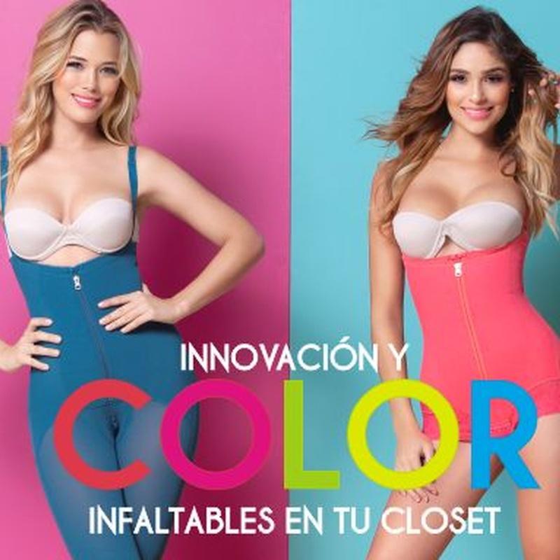 Fajas de color: Productos de Bonita Moda