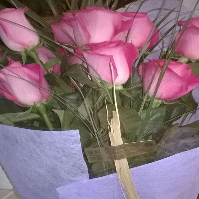 Las rosas según su color