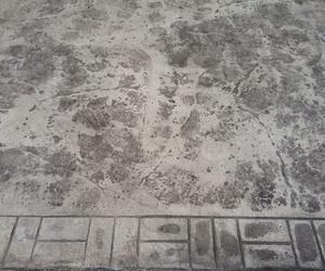 Hormigón impreso en Granada