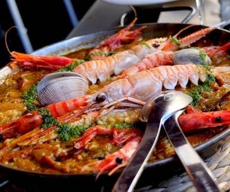 Cavas and champagne: Menu de Restaurant Can Ganassa