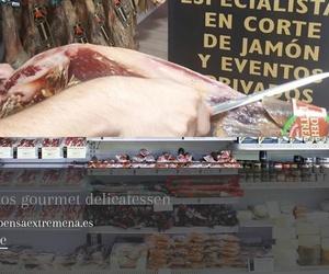 Jamón ibérico y de bellota en Las Rozas | La Despensa Extremeña