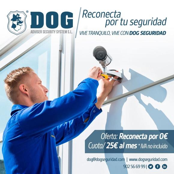 Reconecta tu alarma con DOG