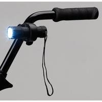 Linterna LED para caminadores y rolators