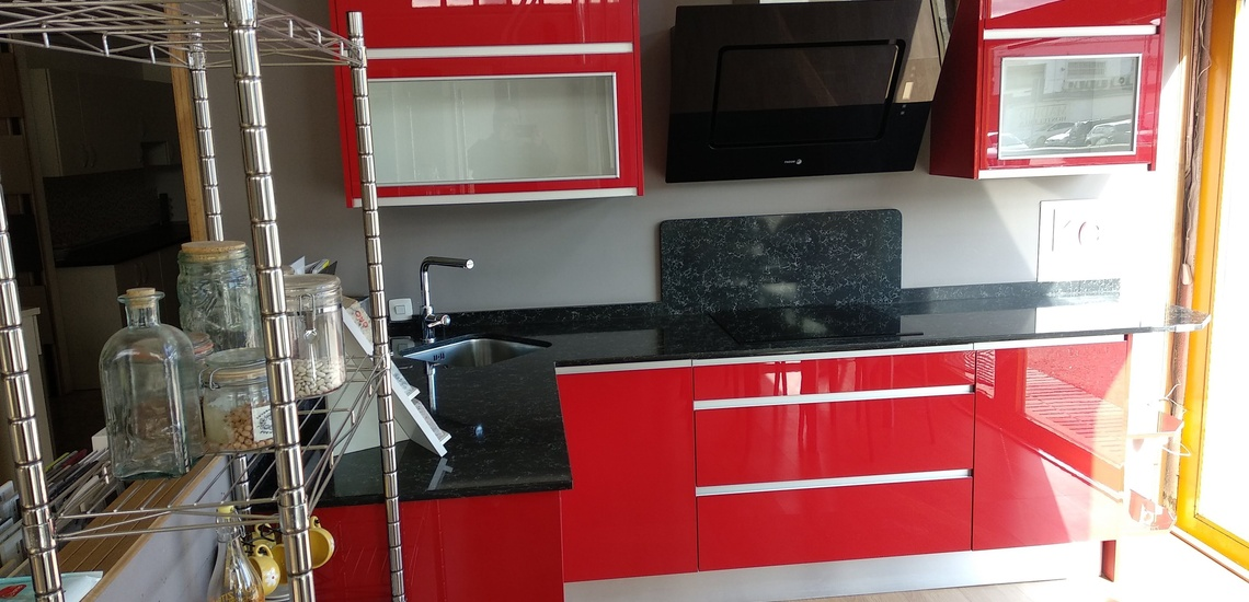 Muebles de cocina a medida en Fuenlabrada para aprovechar al máximo el espacio