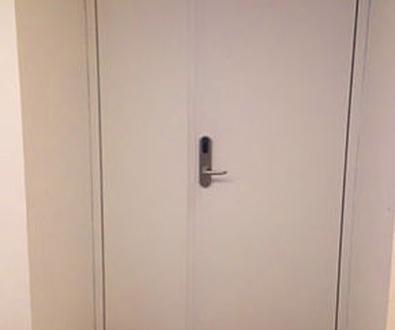 Puertas Batientes cortafuegos contra incendios medidas especiales
