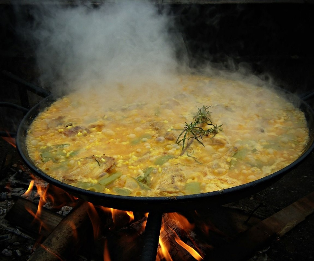 La paella, el sabor de la tradición