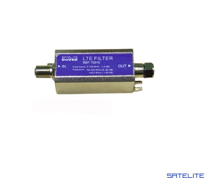 FILTRO LTE 72010: Nuestros productos de Sonovisión Parla