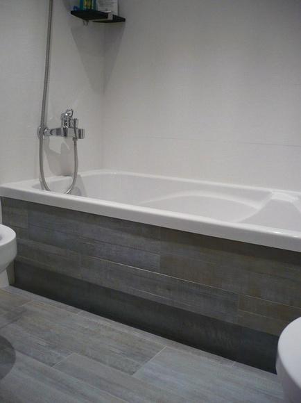 Obras realizadas en baños
