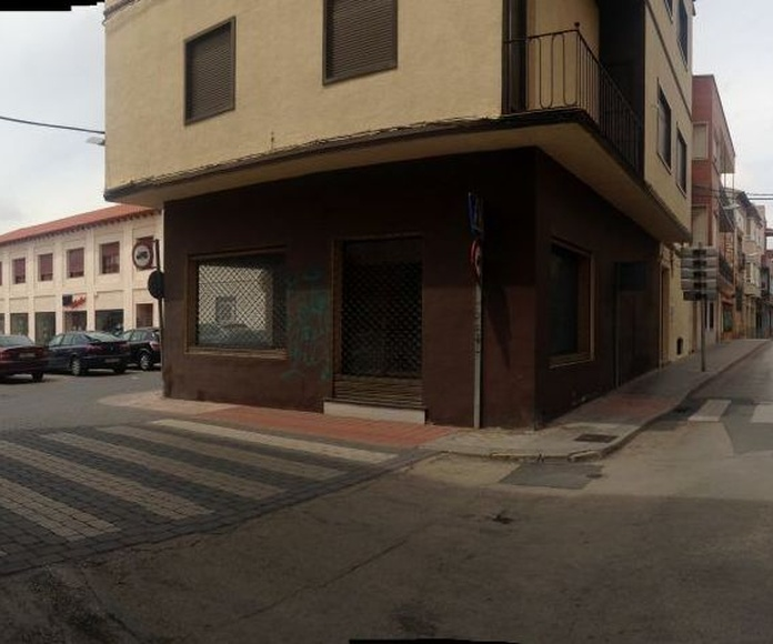 Venta de Local comercial mas dos piso: Inmuebles de Inmobiliaria Minerva