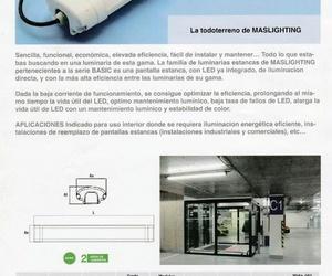 Tubos led: Centro Led Almería